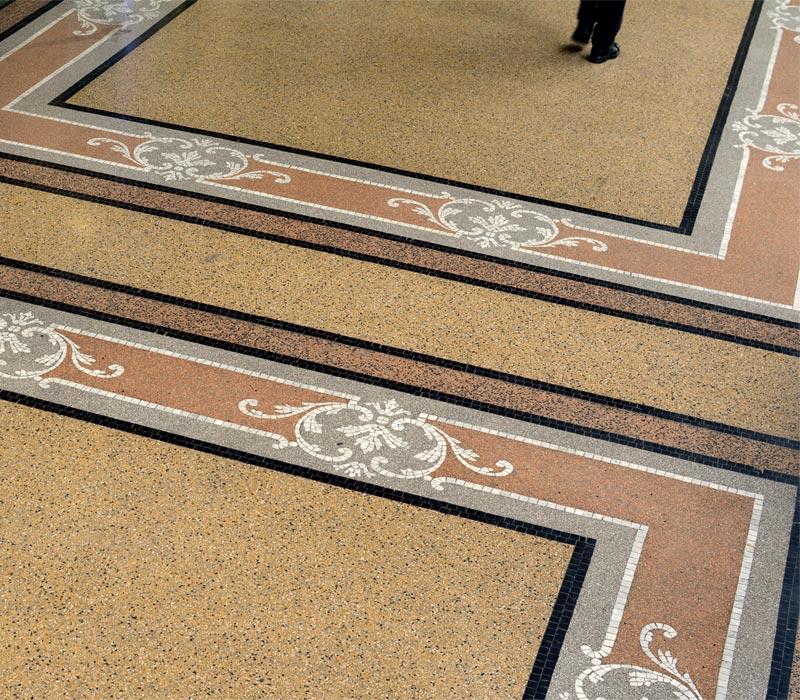 gallery restauro pavimento Via Cernaia