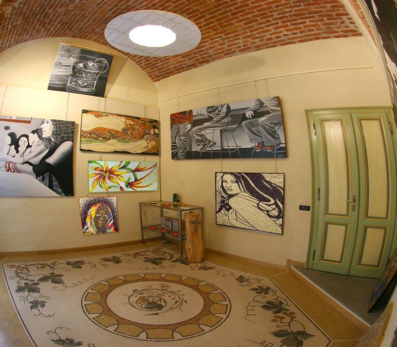 showroom Ocra Rossa Torino