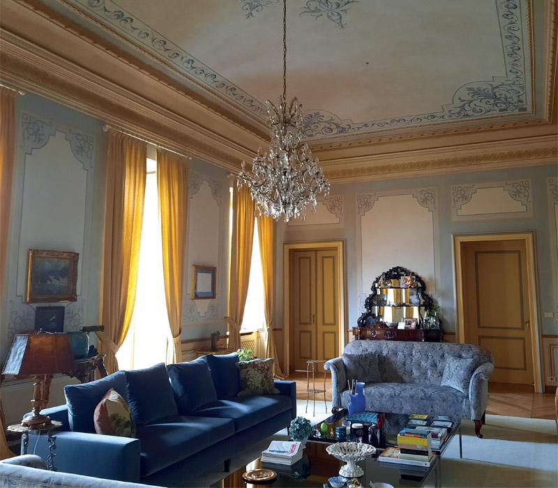 Ocra-Rossa recupero restauro pareti