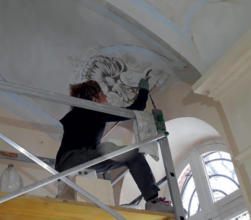 Ocra-Rossa restauro dimore d'epoca