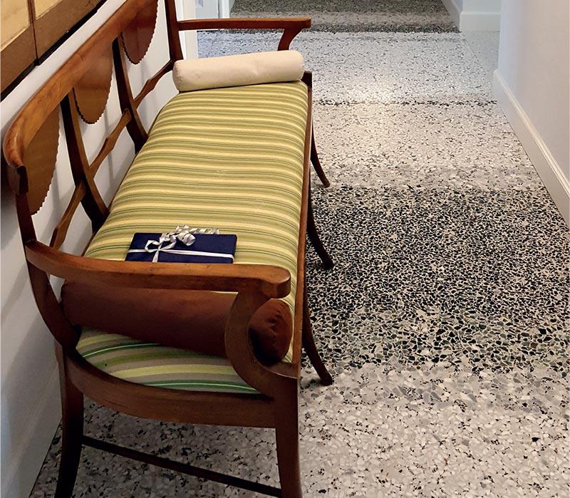 marble carpet Torino