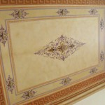 Foto 1 Ritrovamento e restauro soffitto