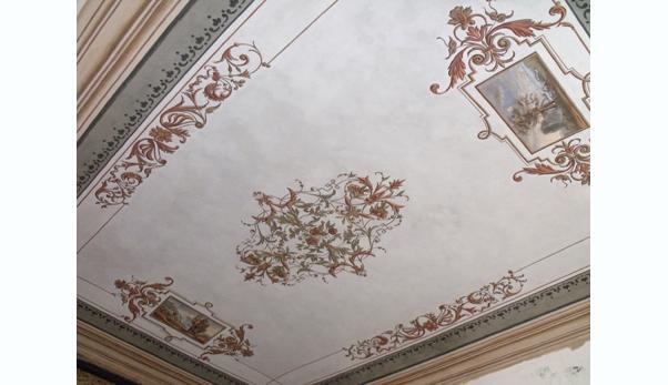 Dipinti: Restauro soffitti Torino  Ocrarossa