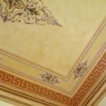 Foto 4 Ritrovamento e restauro soffitto